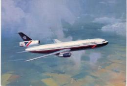 Thème -  Avion - British Airways DC 10 - 1946-....: Moderne