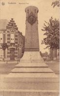 QUIEVRAIN : Monument Pitot - Quiévrain