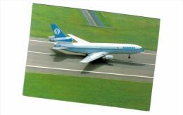 Thème -  Avion - Sabena Belgian World Airlines - DC10 Mcdonnel Douglas - 1946-....: Moderne