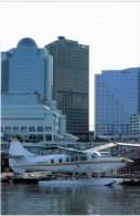 Thème -  Avion - Harbour Air Seaplanes - De Havilland Beaver And Turbine Otter - Vancouver - 1946-....: Moderne
