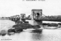 [58] Nièvre > Non Classés Fourchambault Pont Suspendu - France
