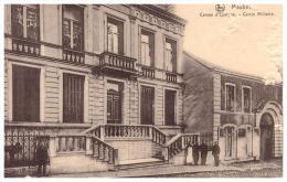 Maubeuge , 1916 , Caisse D`Esparne , Feldpost , Landwehr Inf. Rgt 77 , Regimentsstab , 111 Inf. Division !!! - Maubeuge