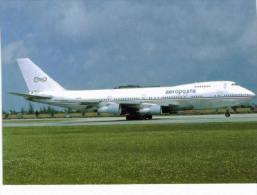 Thème -  Avion - Aeroposta B747 122 - 1946-....: Moderne