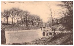 Maubeuge , 1916 , Les Remparts , Feldpost , Landwehr Inf. Rgt 77 , 6. Kompanie , 111 Inf. Division !!! - Maubeuge