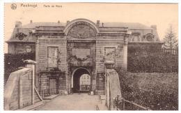 Maubeuge , 1916 , Porte De Mons , Feldpost , Landwehr Inf. Rgt 77 , 6. Kompanie , 111 Inf. Division , Landsturm !!! - Maubeuge