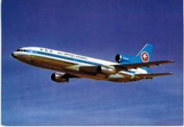 Thème -  Avion - All Nippon Airways Tristar Lockheed L 1011 - 1946-....: Moderne