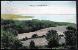 Denmark  Udsigt Fra Skamlingsbanken Koldinge 1908( Lot 2681 ) - Danemark