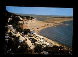 11 - LA FRANQUI - Plage Et Camping Domino - Caravane - Leucate