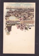 13 MARSEILLE -   ILLUSTRATEURS - Souvenir De Marseille - (Carte Précurseur) - Marseille