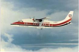 Thème -  Avion - Loganair Short Brothers 360 - 1946-....: Moderne