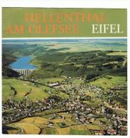 EIFEL - Dépliant Touristique - Hellenthal Am Olefsee -  Viele Fotos (sf87) - Plakate