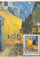D15344 CARTE MAXIMUM CARD 1991 ROMANIA - BY VAN GOGH CP ORIGINAL - Impressionisme