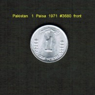 PAKISTAN    1  PAISA  1971  (KM # 29) - Pakistan