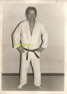 ANCIENNE PHOTO SPORT HOMME GARCON JUDO CLUB KODOKAN VIESVILLOIS VIESVILLE ** VINTAGE PHOTO BOY MAN MALE SPORT CLUB FIGHT - Sports