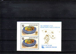 KOREA.  KM  697 POSTFRIS Z PLAKKER - Korea (Nord-)
