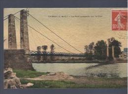 41 - Chissay - Le Pont Suspendu - Lamotte Beuvron