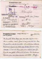 Camp Des Prisonniers De Guerre Kriegsgef-Offizierlaguer IV D - 38 - Correspondance  (63205) - Marcophilie (Lettres)