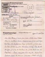 Camp Des Prisonniers De Guerre Kriegsgef-Offizierlaguer IV D -38 - Correspondance  (63209) - Storia Postale