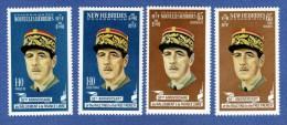 Charles De Gaulle - Nouvelles Hébrides *** - De Gaulle (Général)