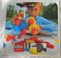 LEGO System Plan Notice De Montage 800 - 801 - Catalogs