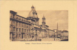 Italy Roma Rome Piazza Navona Circo Agonale