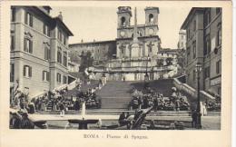 Italy Roma Rome Piazza di Spagna