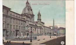 Italy Roma Rome Piazza Navona 1908