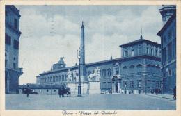 Italy Roma Rome Piazza del Quizinale 1932