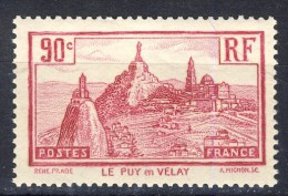 ++++ TIMBRE NEUF** N°290     SCAN RECTO-VERSO  CONTRACTUEL - France