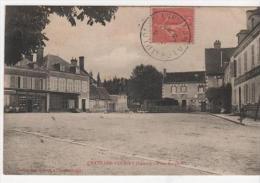 Chatillon Coligny  Place Becqueret - Chatillon Coligny