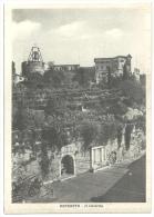 Cartolina D´epoca - Rovereto - Il Castello - Ed.Garami - Trento