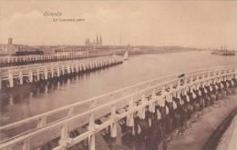 AZE21/  Oostende Ostende Ostend Le Nouveau Port Ed. V.G. BXL - Oostende