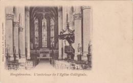 AZE22/ 1898-1905 Ed. Smit Hoogstraten Hoogstraeten  Intérieur Eglise Collégiale (college) - Hoogstraten