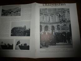 1916 Les Soufrances De L´armée Serbe; A Athènes Avec Constantin; CAMEROUN (Yoko); LIOUVILLE - Zeitungen