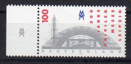 1997, Allemgane,  Foire à Leipzig , YT No. 1737  Avec Bord, Neuf  ** , Lot 40435 - BRD