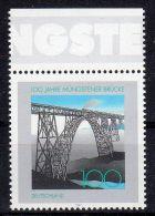 1997, Allemgane,  Pont De Müngsten  , YT No.  1759  Avec Bord, Neuf  ** , Lot 40428 - BRD