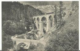 J :  Haute  Savoie : CHAMONIX  :  Pont  St. Marie   Et  Viaduc - Chamonix-Mont-Blanc