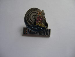 Canoe Le Marathon 01 Lagnieu Balloffet - Kano