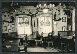 Meißen / Hist. Schänke Vincenz Richter - Jagdzimmer / Wirtshaus / Gaststätte - Gel. -  DDR - T 751/59HO-DLB-FOTO Meissen - Meissen