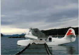 Thème -  Avion - Pacific Coastal Airlines  - Grumman G 21 A Goose - 1946-....: Era Moderna