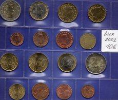 New EURO Luxemburg 2002 Prägeanstalt Des Herzogtum Stg 24€ Im Stempelglanz Staatlichen Münze Set 1C.- 2€ Coin Luxembourg - Luxembourg