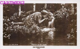 "FRITZ LANG "" SIEGFRIED "" 1926 PAUL RICHTER  DECLA UFA FILM "" DIE NIBELUNGEN "" VERLA ROSS BERLIN DEUTSCHLAND - Cinema"