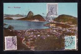 BR2-12 RIO BOTAFOGO - Rio De Janeiro
