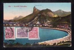BR2-13 RIO AVENIDA BEIRA MAR - Rio De Janeiro