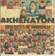 CD Single. AKHENATON. Avec LA FONKY FAMILY. BAD BOYS DE MARSEILLE. - Rap & Hip Hop