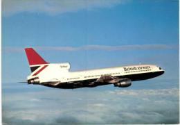 Thème -  Avion -  British Airways Tristar - Ed Beringer N° D562 - 1946-....: Moderne