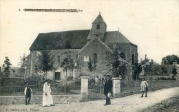 Jonchery Sur Vesle - L'église - Jonchery-sur-Vesle