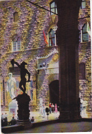 Italy Firenze Piazza della Signoria Loggia dei Lanzi