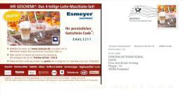 BRD Erkrath Infopost FRW Esmeyer Kaffee Latte Macchiato - Drinks