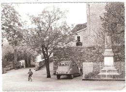 Molières-Cavaillac (30) Centre Du Village - 2 CV  Citroën - Autres Communes
